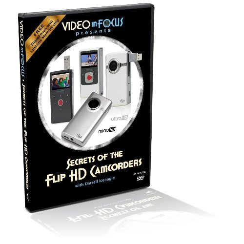 Secrets of the Flip HD Camcorders