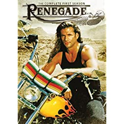Renegade: The Complete First Season