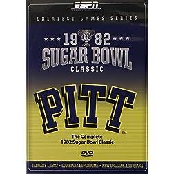 1982 Sugar Bowl Classic: Pitt