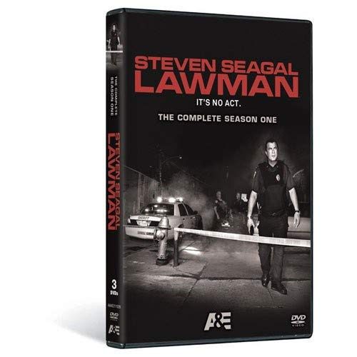 Steven Seagal Lawman: The Complete Season One