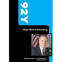 92Y-Mayor Michael Bloomberg (November 23, 2004)