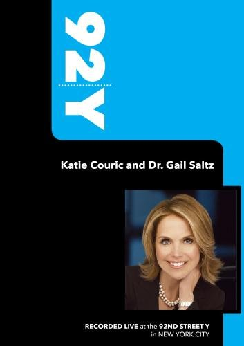 92Y-Katie Couric and Dr. Gail Saltz (January 11, 2005)