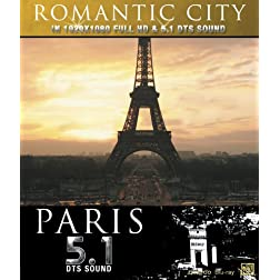 Romantic Cities: Paris [Blu-ray]