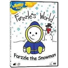 Farzzles World - Farzzle the Snowman