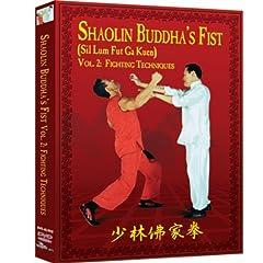 Shaolin Buddha's Fist Vol. 2:  Fighting Techniques