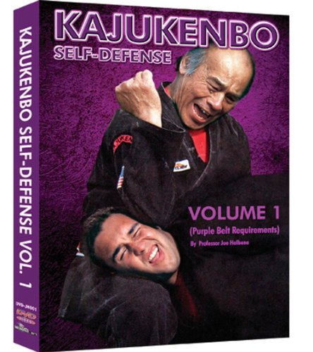 Kajukenbo Self-Defense Vol. 1 - Purple Belt Requirements