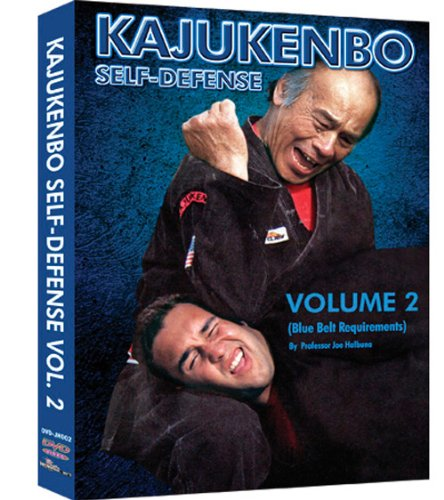 Kajukenbo Self-Defense Vol. 2 - Blue Belt Requirements
