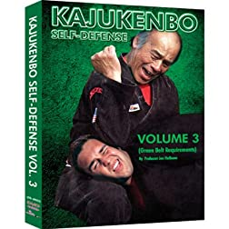 Kajukenbo Self-Defense Vol. 3 - Green Belt Requirements