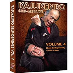 Kajukenbo Self-Defense Vol. 4 - Brown Belt Requirements