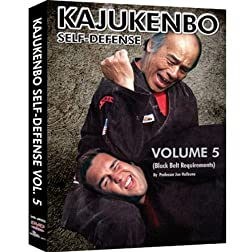 Kajukenbo Self-Defense Vol. 5 - Black Belt Requirements