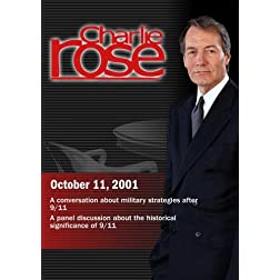 Charlie Rose (October 11, 2001)