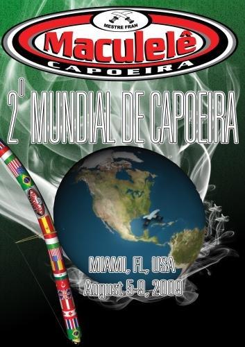 2nd Mundial De Capoeira