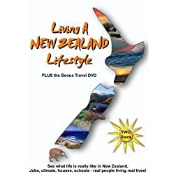 Living A New Zealand Lifestyle - a Migration and Travel- 2 Discs