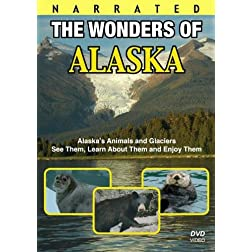The Wonders of Alaska (Watch Glaciers Disappear!!)