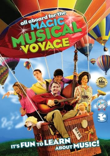 All Aboard the Magical Music Voyage