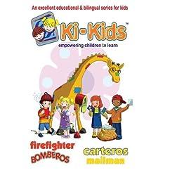 KI KIDS: Firefighte/Bomberos