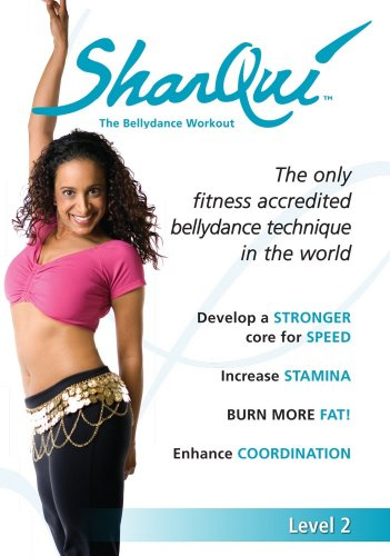 SharQui - The bellydance workout Level 2
