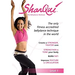SharQui - The bellydance workout Level 1