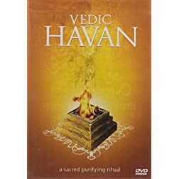 Vedic Havan: A Sacred Purifying Ritual