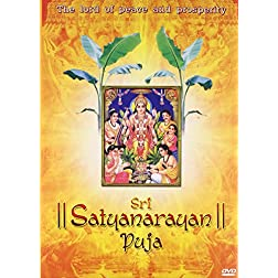 Sri Satyanarayan Puja: The Lord Of Peace And Prosperity