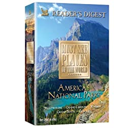 Must See Places in the World: America's National Parks