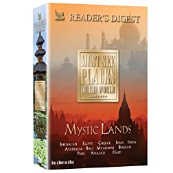 Must See Places in the World: Mystic Lands (6pc)