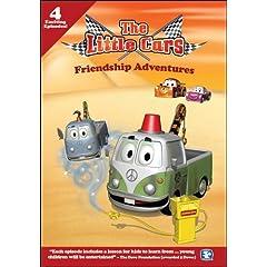 The Little Cars 4: Friendship Adventures