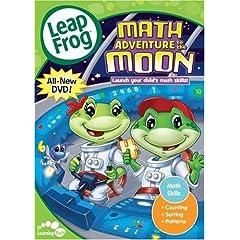 LeapFrog Math Adventure to the Moon
