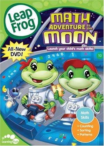 LeapFrog Math Adventure to the Moon