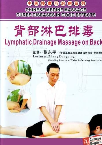 Chinese Medicine Massage Cures Diseases In Good Effects-Lymphatic Drainage Massage on Back