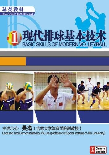 Basic Skills of Modern volleyball-Episode One