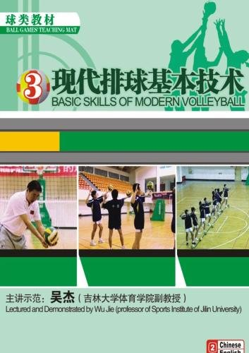Basic Skills of Modern volleyball-Episode three