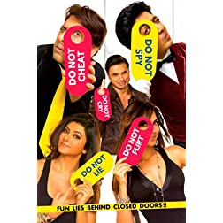 Do Knot Disturb (Dvd)