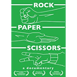 Rock, Paper, Scissors: A Geek Tragedy