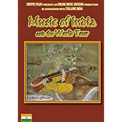 Music of India and the World Tour