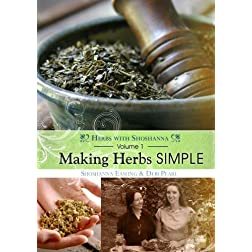 Making Herbs Simple: Volume 1