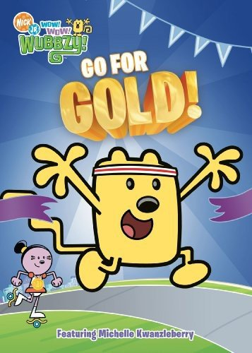 Wow! Wow! Wubbzy!: Go For Gold!