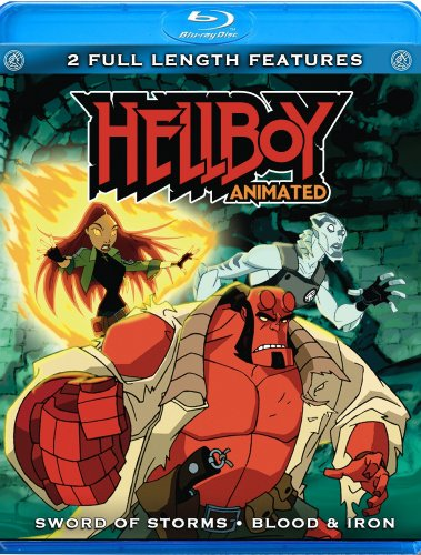 Hellboy: Sword of Storms & Blood & Iron [Blu-ray]