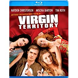 Virgin Territory [Blu-ray]
