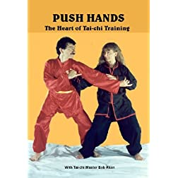 Tai-Chi Push Hands
