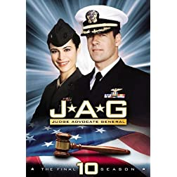 JAG (Judge Advocate General): The Final Season