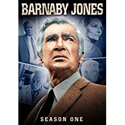 Barnaby Jones: The Complete First Season