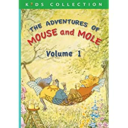 The Adventures of Mouse and Mole Vol. 1