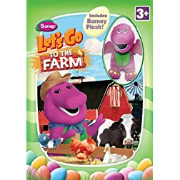 Barney: Let's Go to the Farm