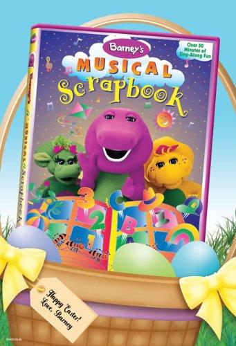 Barney: Musical Scrapbook