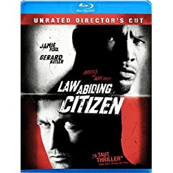 Law Abiding Citizen [Blu-ray]