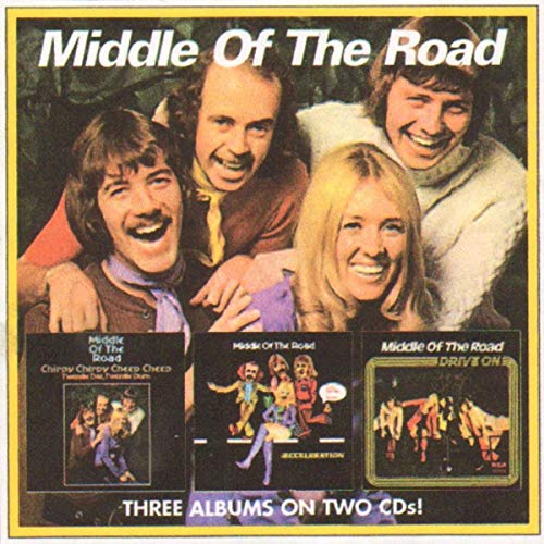 Middle of the Road: The RCA Years