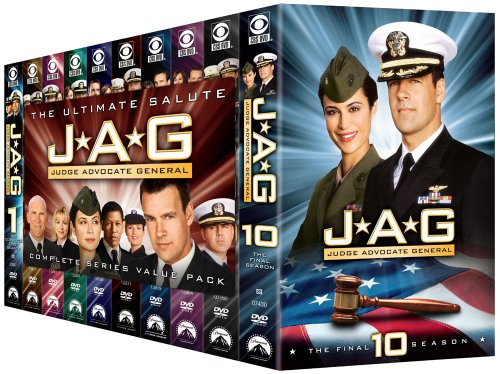 JAG (Judge Advocate General): The Complete Series