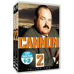 Cannon: Season Two, Vol 1 & 2