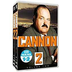 Cannon: Season Two, Vol 1 & 2